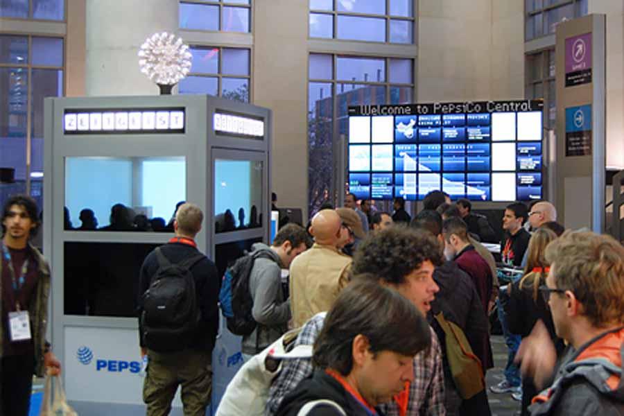 PepsiCo Central at SXSW 2