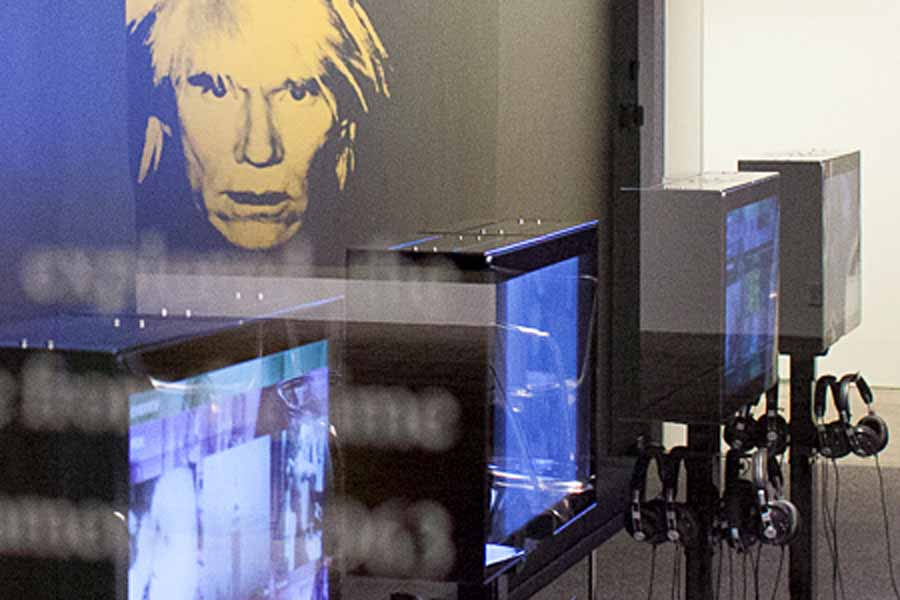 The Andy Warhol Museum Film Gallery 2