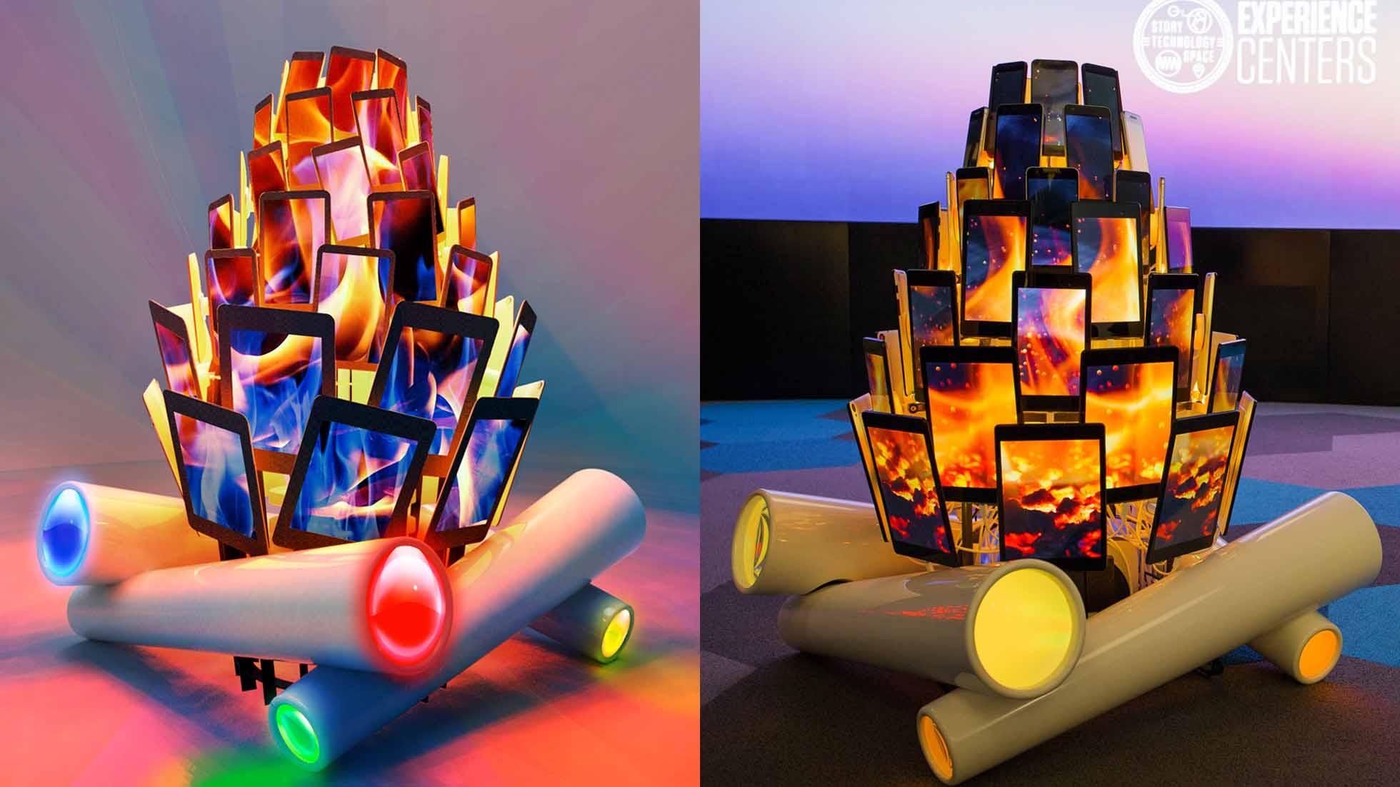 Iontank - Google Digital Campfire