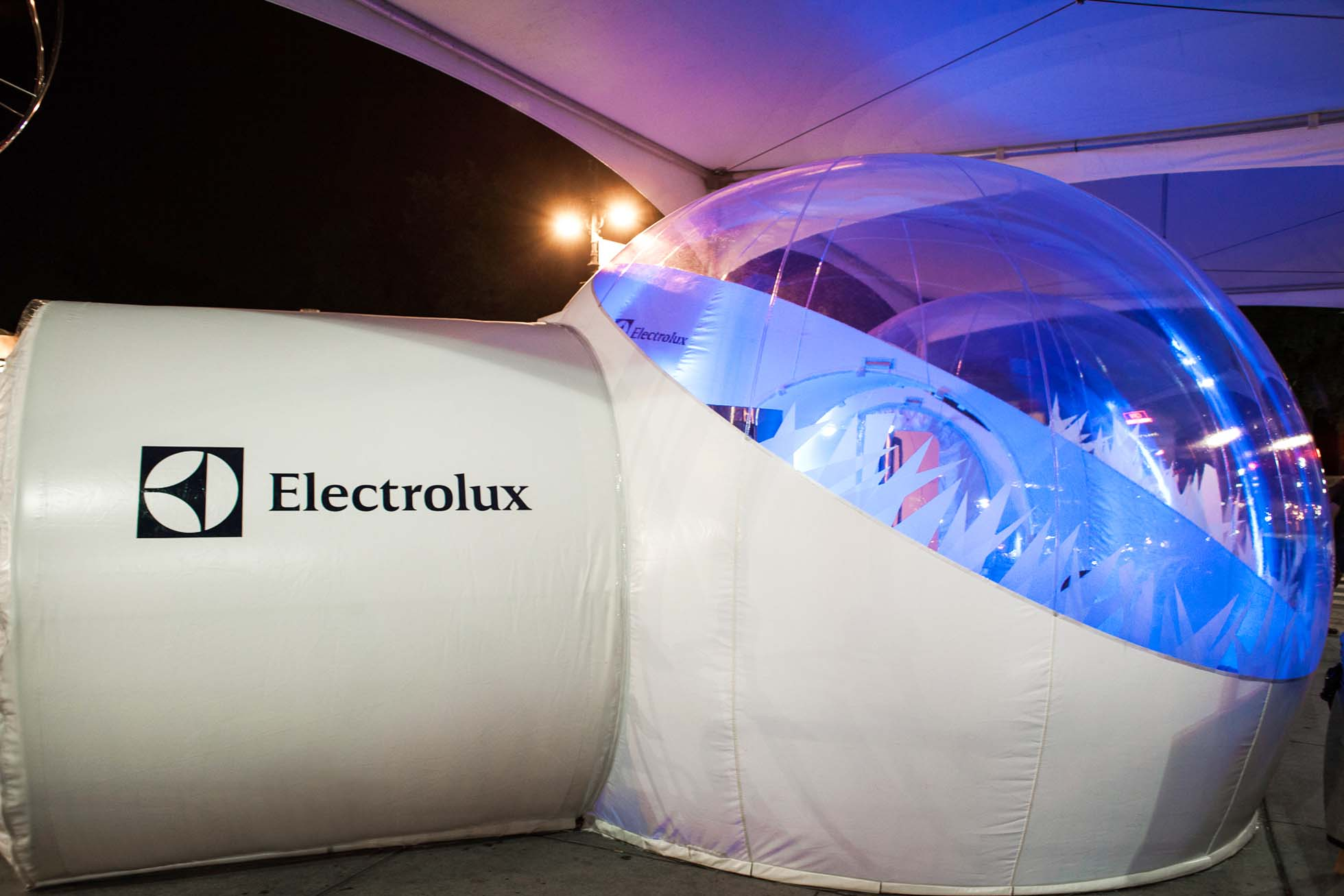 Iontank - Electrolux Perfect Temp Experience