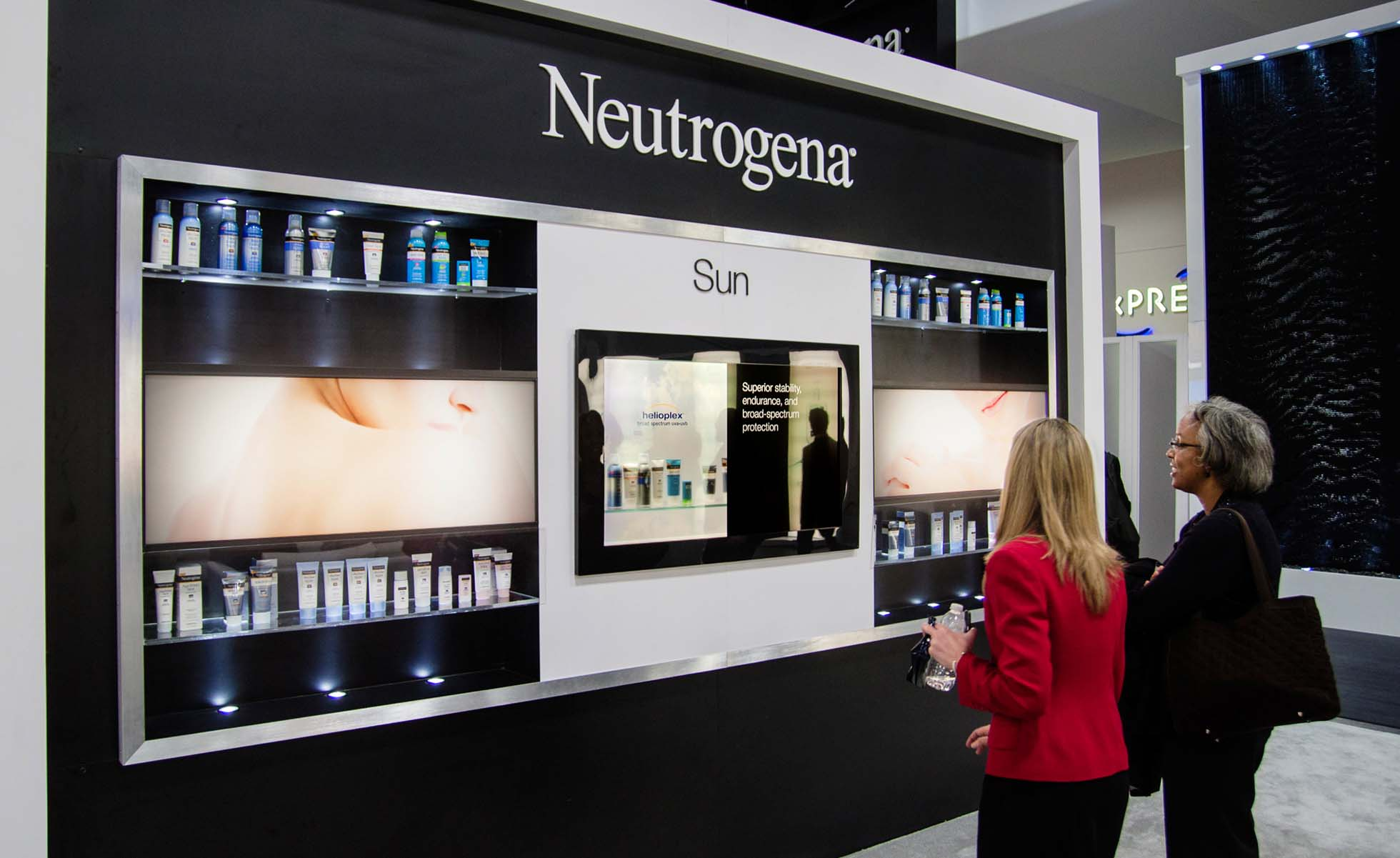 Iontank - Neutrogena Exhibits