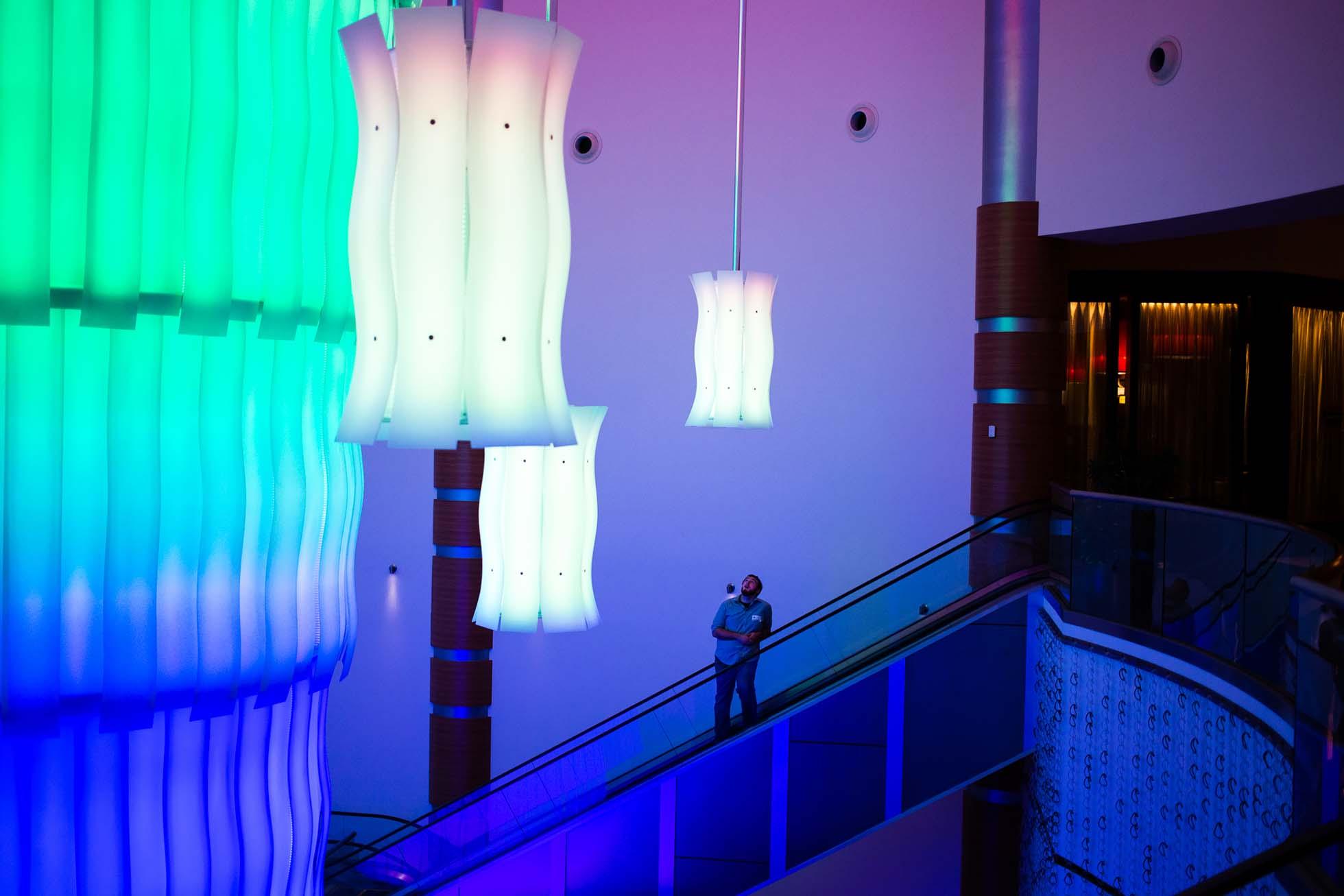 Iontank - Rivers Casino Drum Bar