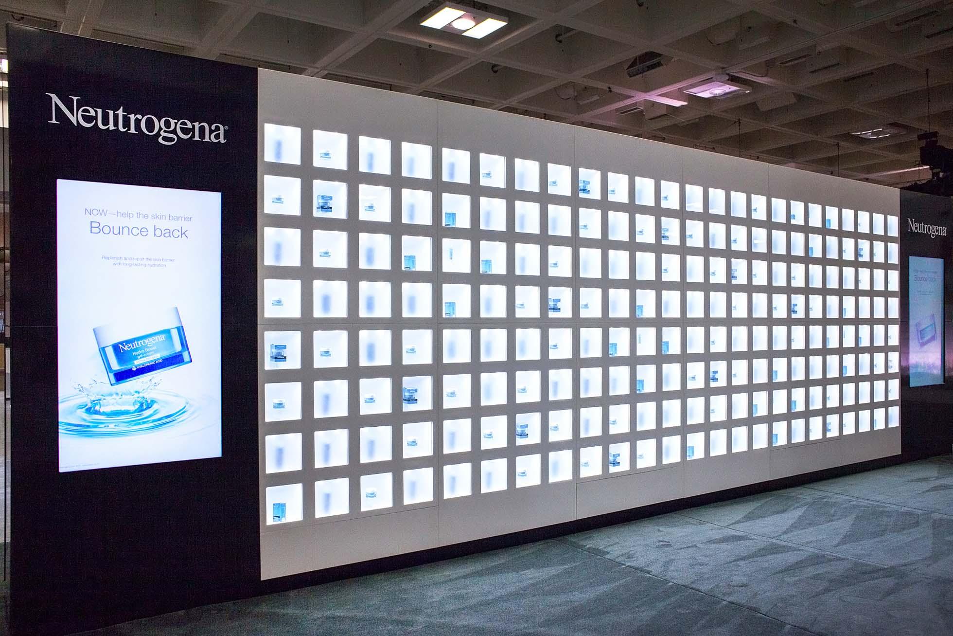 Iontank - Neutrogena PixelWall