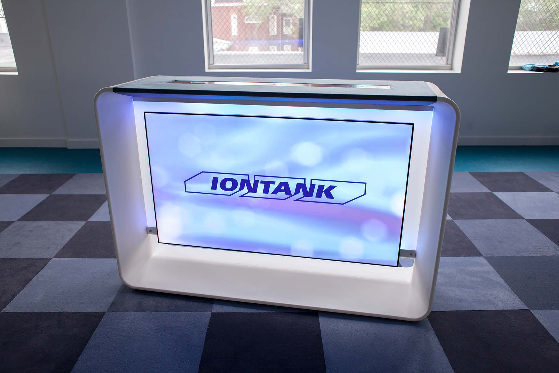 Iontank - IonLoop Charging Counters