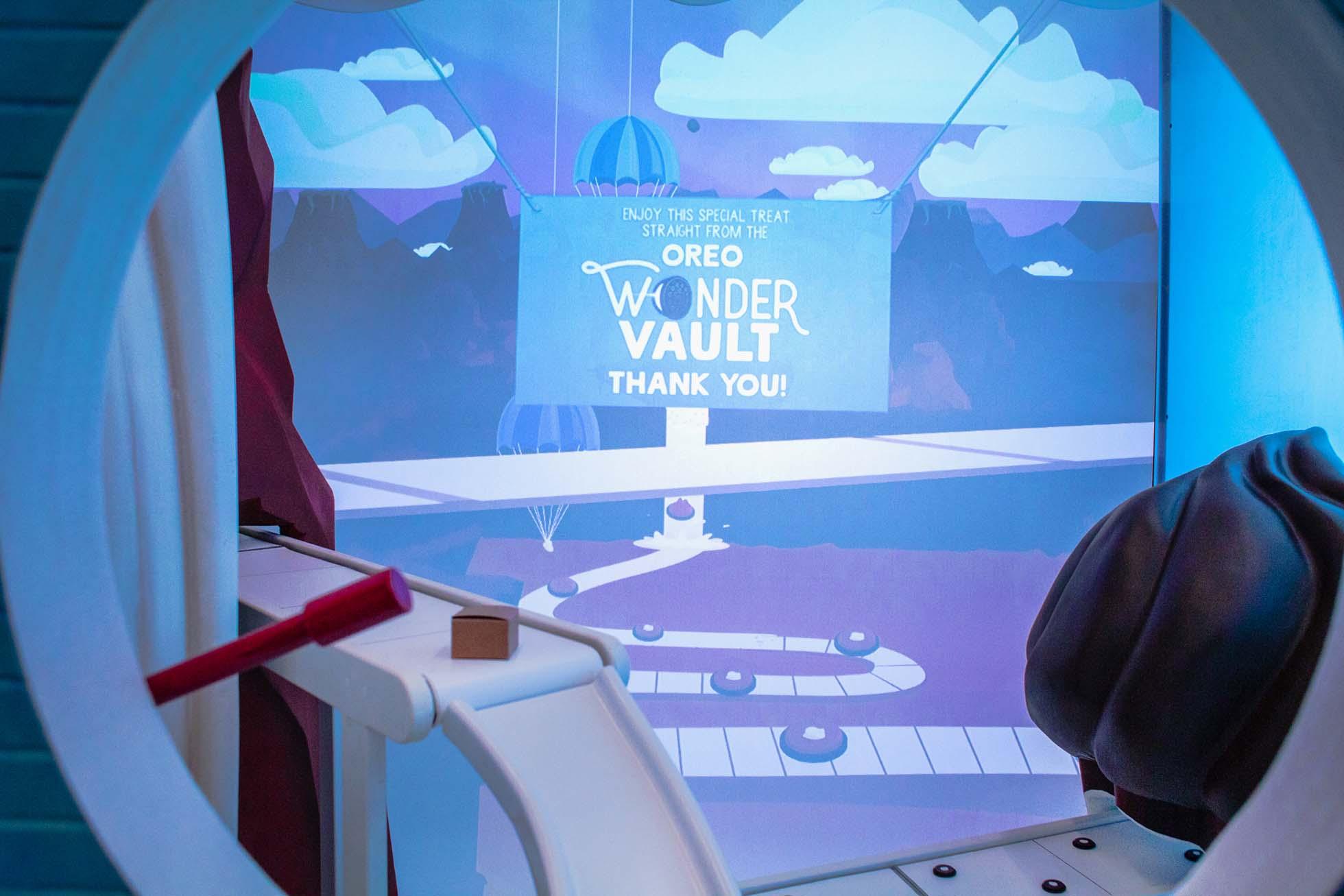 Iontank - Oreo Wonder Vault