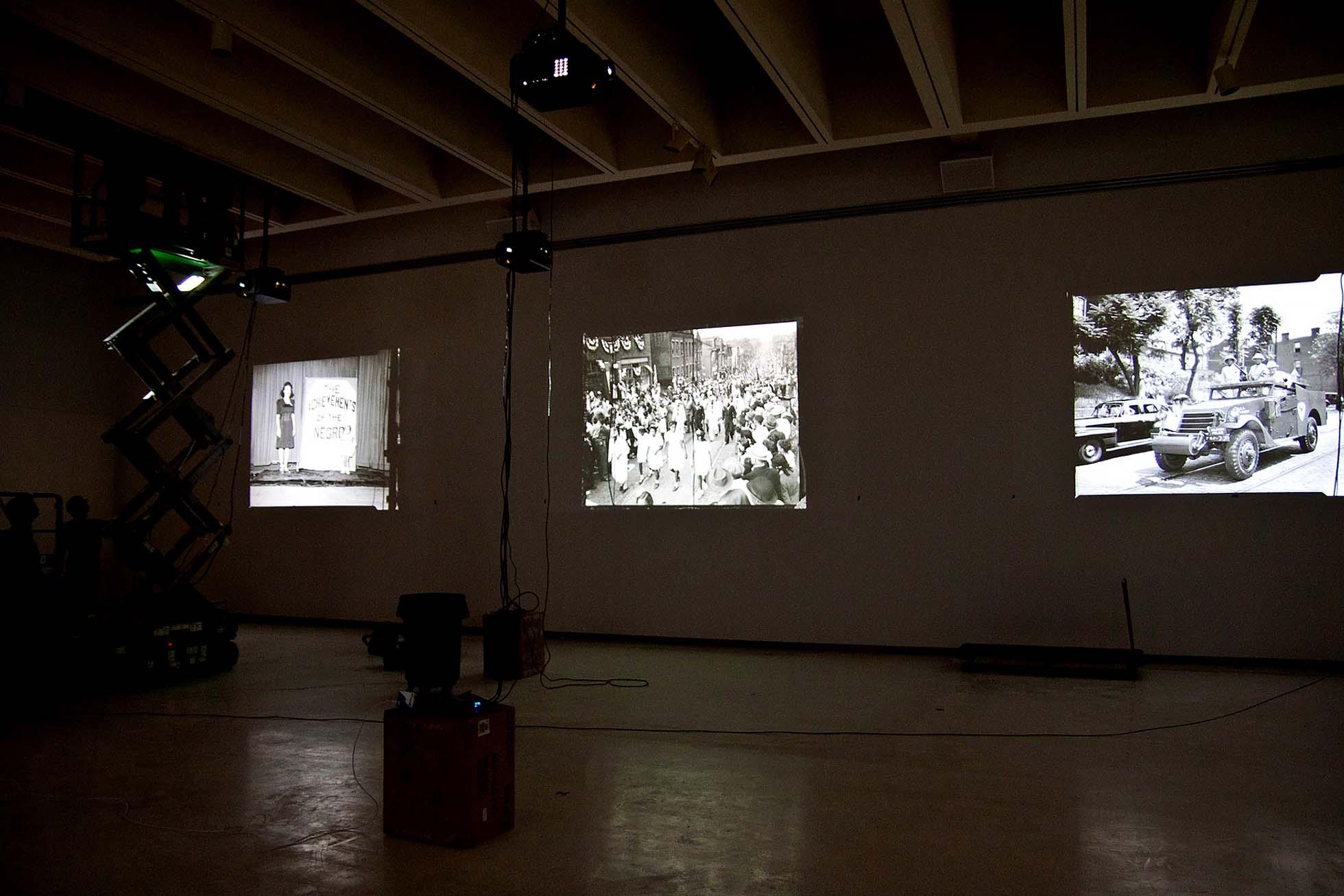 Iontank - CMOA Teeny Harris Exhibition
